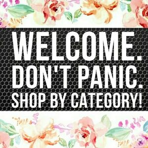Shop by category!